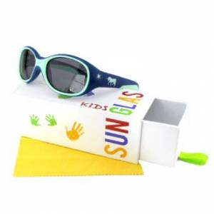 Active Sol Kids Solbriller Unicorn - blå - Pige