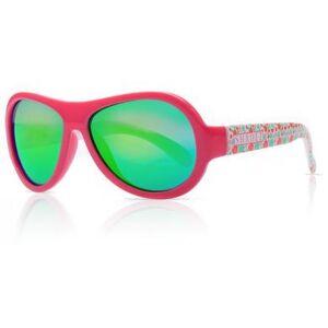 SHADEZ  Leaf Print Pink Teeny, SHZ 52 - rosa/pink - Pige