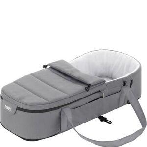 Britax soft babylift Go Big Steel Grey - grå