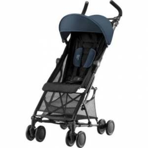 Britax Römer  Klapvogn Holiday 2 Navy Blue - blå
