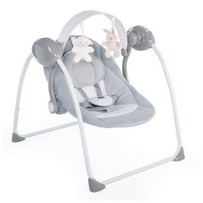 Chicco Babygynge Relax & Play Cool Grey - grå - Barnevogne og Klapvogne - Chicco