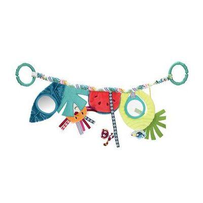 Lilliputiens  aktivitets-legetøj- Georges - flerfarvet - Barnevogne og Klapvogne - Array