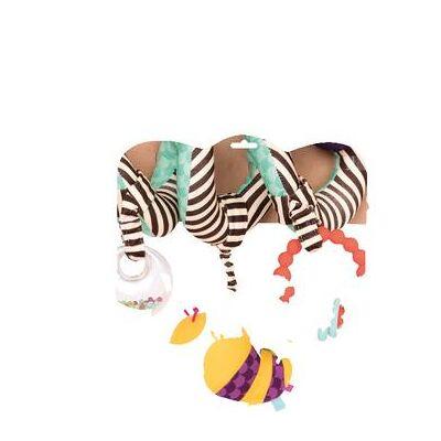 B. legetøj - Barnevogns Spiral Top - flerfarvet - Barnevogne og Klapvogne - Array