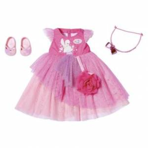 Baby Born Zapf Creation BABY born® Boutique Deluxe balkjole 43 cm