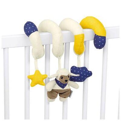 Stanley Sterntaler legetøj spiral fåret Stanley 6611628 - beige - Baby Spisetid - Stanley
