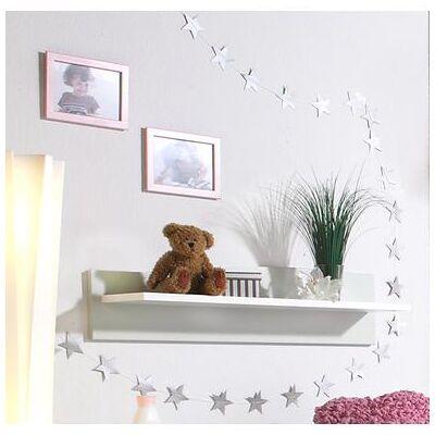 Geuther Væghylde Wave Pastel - hvid - Baby Spisetid - Array