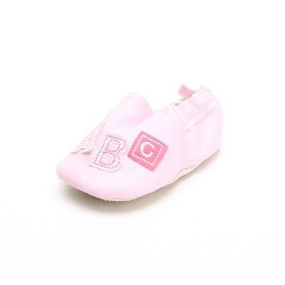 Staccato baby hjemmesko lyserød - rosa/pink - Gr.15/16 - Dreng/Pige - Baby Spisetid - Array