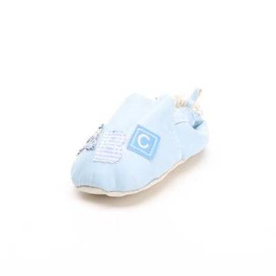 Staccato  baby hjemmesko lyseblå - Gr.Nyfødte (0-6 måneder) - Dreng/Pige - Baby Spisetid - Array