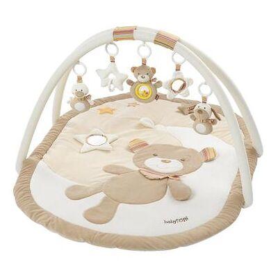 fehn ® 3-D-Aktivitetstæppe Teddy - beige - Baby Spisetid - Array