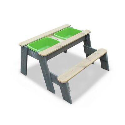 EXIT Bænk med bord Aksent - Baby Spisetid - Array