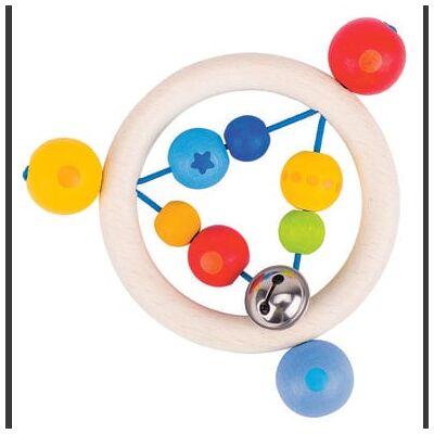Heimess  Soft Colors Gribering Regnbue - flerfarvet - Baby Spisetid - Array