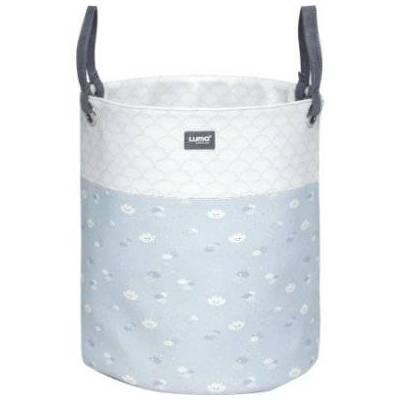 Luma ® Babypleje Legetøj Dejlig kurv Himmel stor - grå - Baby Spisetid - Array
