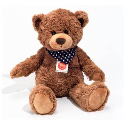 Teddy HERMANN® Teddy Brun 38 cm - brun - Baby Spisetid - Array