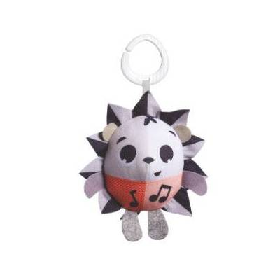 Tiny Love  ™ On the Go Legetøj - musikalsk karakter Marie Hedgehog - Sort & Go White, Magic al Tales - flerfarvet - Baby Spisetid - Array