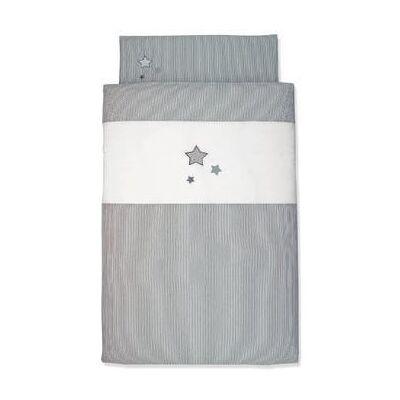 Sterntaler Babysengetøj grå 80 x 80 cm - Baby Spisetid - Array