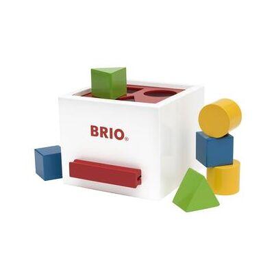 Brio ® Sorteringsboks Hvid - flerfarvet - Baby Spisetid - Brio