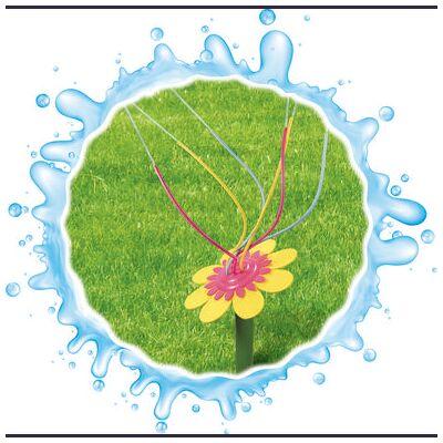 XTREM Legetøj og sport - Vandsjov Happy Flower - flerfarvet - Baby Spisetid - Array