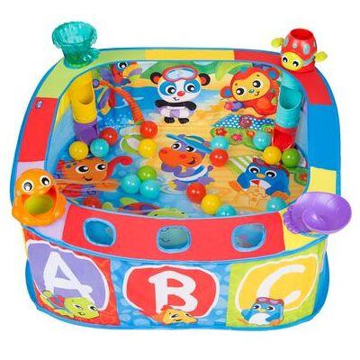 playgro pop up boldbassin - flerfarvet - Baby Spisetid - Array