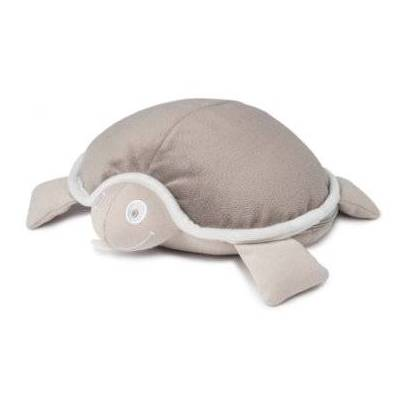 Doomoo  Varm pude og koseligt legetøj snoggy S barnepad taupe - grå - Baby Spisetid - Array