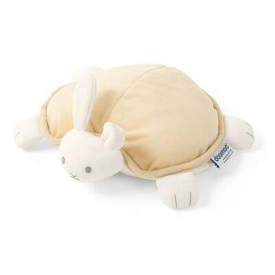 Doomoo  Varm pude og koseligt legetøj snoggy bunny gul - Baby Spisetid - Array