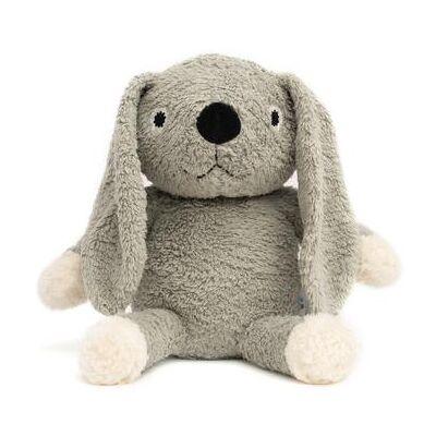 natureZoo of Denmark »-Velour Bamse XL Hare, Grå« - grå - Baby Spisetid - Array