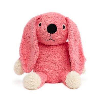 natureZoo of Denmark »-Velour Bamse XL Hare, Pink« - rosa/pink - Baby Spisetid - Array