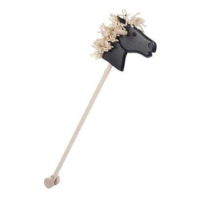 Helga Kreft Hobby Horse Black - sort - Baby Spisetid - Array
