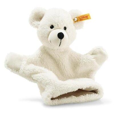 Steffi Hånddukke Lotte, 24 cm - hvid - Baby Spisetid - Array