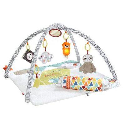 Fisher-Price sanser spiller tæppe - flerfarvet - Baby Spisetid - Fisher-Price