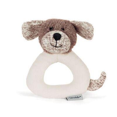 Sterntaler Hanno hund gribende legetøj - brun - Baby Spisetid - Array