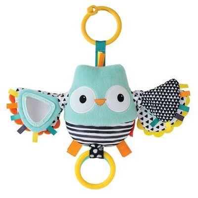 Infantino -aktivitet - legetøj med en koselig ven - flerfarvet - Baby Spisetid - Array
