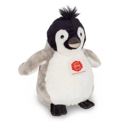 Teddy HERMANN Penguin 21 cm - grå - Baby Spisetid - Array