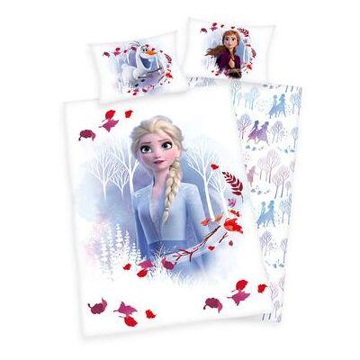 Disney Herding Sengetøj Disney's Ice Queen 2 100x135 cm - grøn - Gr.100x135 cm - Baby Spisetid - Disney