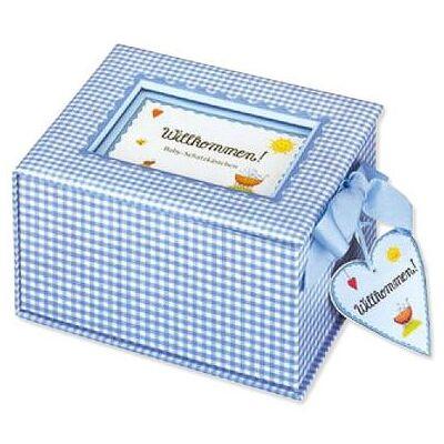 COPPENRATH, Baby-skattekiste Velkommen! Lyseblå - Børnetøj - Array