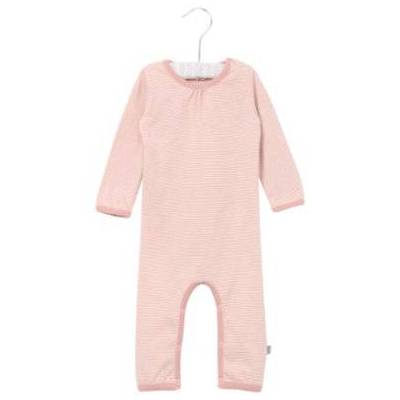 Wheat Jumpsuit Abby darkrose - rosa/pink - Pige - Børnetøj - Array