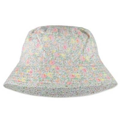 WHEAT  Hat Soft melangegrey Streifen - rosa/pink - Gr.L - Pige - Børnetøj - Array