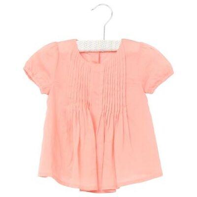 Wheat Bluse Gudda lightcoral - rosa/pink - Gr.fra 3 år - Pige - Børnetøj - Array