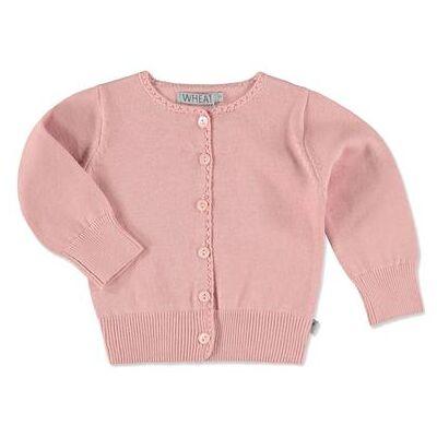 WHEAT Cardigan Classic rose - rosa/pink - Gr.fra 3 år - Pige - Børnetøj - Array