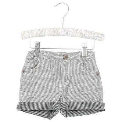 Wheat Denim Shorts blue - flerfarvet - Gr.fra 1 år - Pige - Børnetøj - Array