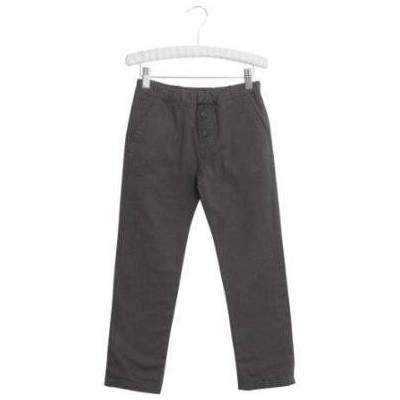 WHEAT  Bukser Tobias steel - grå - Gr.fra 18 mdr. - Dreng - Børnetøj - Array