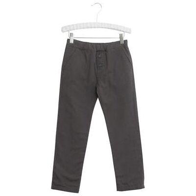 WHEAT  Bukser Tobias steel - grå - Gr.fra 4 år - Dreng - Børnetøj - Array