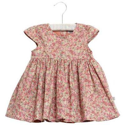 WHEAT  Dress Christel powder - flerfarvet - Gr.fra 18 mdr. - Pige - Børnetøj - Array