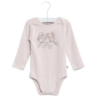 WHEAT  Body softpowder - rosa/pink - Gr.fra 3 mdr. - Dreng - Børnetøj - Array