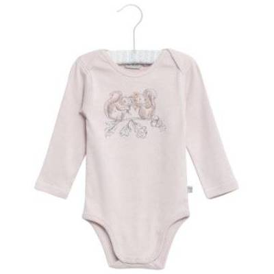 WHEAT  Body softpowder - rosa/pink - Gr.fra 6 mdr. - Dreng - Børnetøj - Array