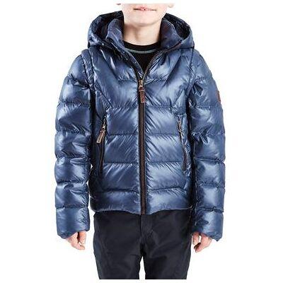 Reima Vinterjakke Sneak - blå - Gr.128 - Dreng - Børnetøj - Array