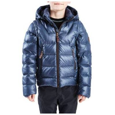 Reima Vinterjakke Sneak - blå - Gr.116 - Dreng - Børnetøj - Array
