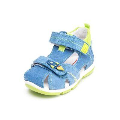 Superfit  Boys Sandal Freddy denim kombi (M) - blå - Gr.Babymode (6-24 måneder) - Dreng - Børnetøj - Array