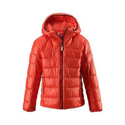reima Vinterjakke Petteri flame red - rød - Gr.Børnemode (2-6 år) - Dreng - Børnetøj - Array
