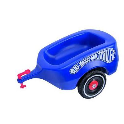 BIG  Bobby Car Trailer Royalblå - Børnetøj - Array