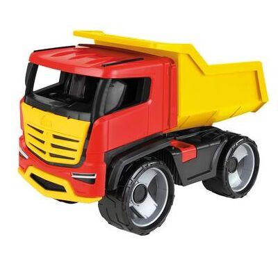 Lena ® GIGA Trucks Dump Truck Titan - Børnetøj - Array
